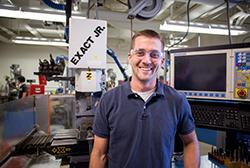 Brian Zimmermann (R&D Engineer)