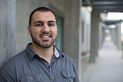 Chris Chalabi (ME Student)